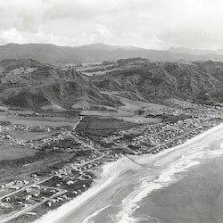 Aerial View - Waihi Beach.
