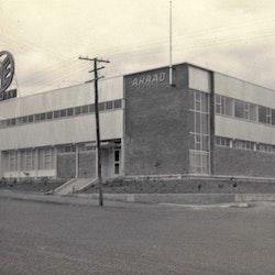Akrad Pye Radio, c1960.