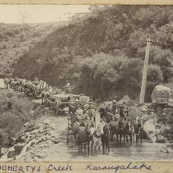 Dohertys Creek, Karangahake.