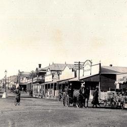 Seddon Street, c1912.