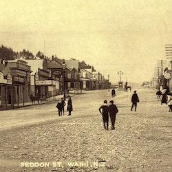 Seddon Street, 1915.