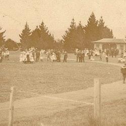 Sports Day - Recreation Ground, c1900.
