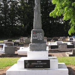 Waihi Memorials to WWI
