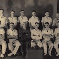 Waihi Cricket Team, 1946.