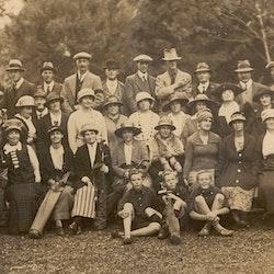 Waihi Golf Club, 1921-1922.