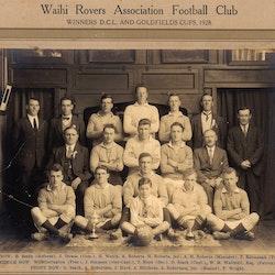 Waihi Rovers Association Football Club.
