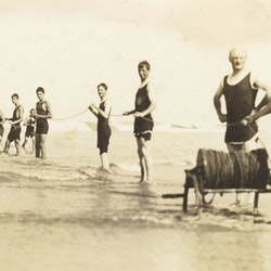 Waihi Beach Surf and Life Saving Club.