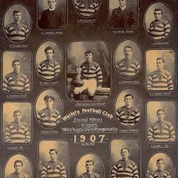 Waitete Football Club Rugby, 1907.